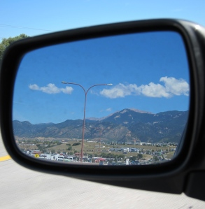 Bibleburg in the rear-view mirror