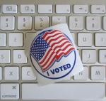 I voted: Nov. 6, 2012