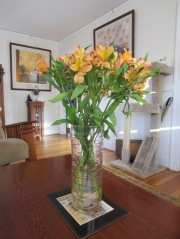 Black Hawk bouquet
