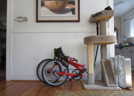 Bike Friday Silk Road Alfine