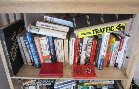None Dare Call It The Mad Dog's Bookshelf