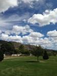 "A ""linear park"" near Chez Dog South-Duke City, a.k.a. Rancho Pendejo."