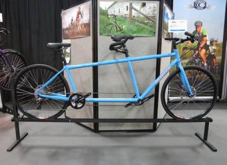 The affordable made-in-America Co-Motion Bluebird starts at $2,995.