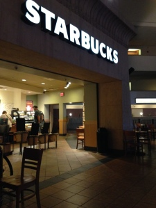 This Starbucks has been the cornerstone of my mornings at the show ever since it moved from the Sands to Mandalay Bay.