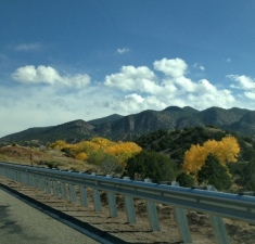 Heading for Taos.