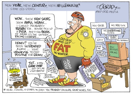 Classic Fat from the last millennium. Some things never change.