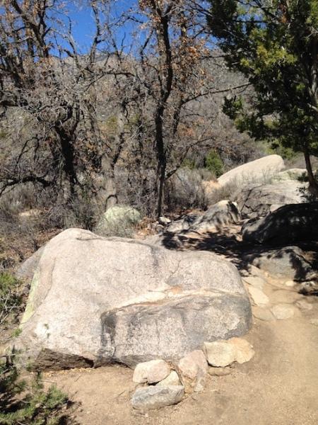 The rockpile