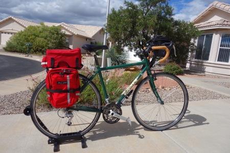 Pat O'B's Soma Saga, ready to ride